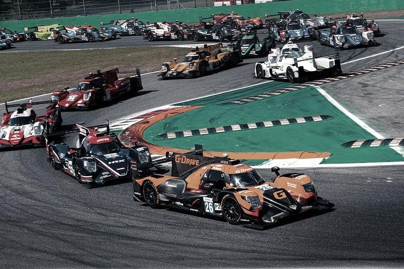 Octavo puesto para Colapinto en Monza