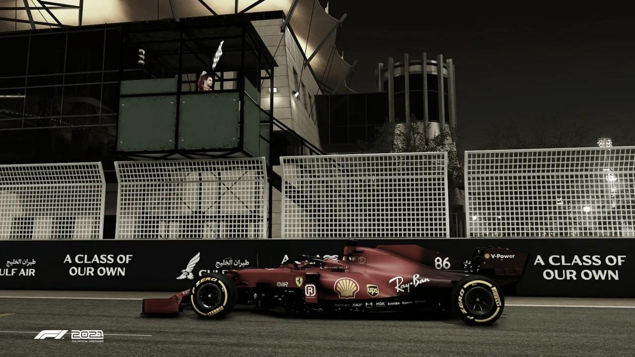 El tricampeón se impuso en Bahréin