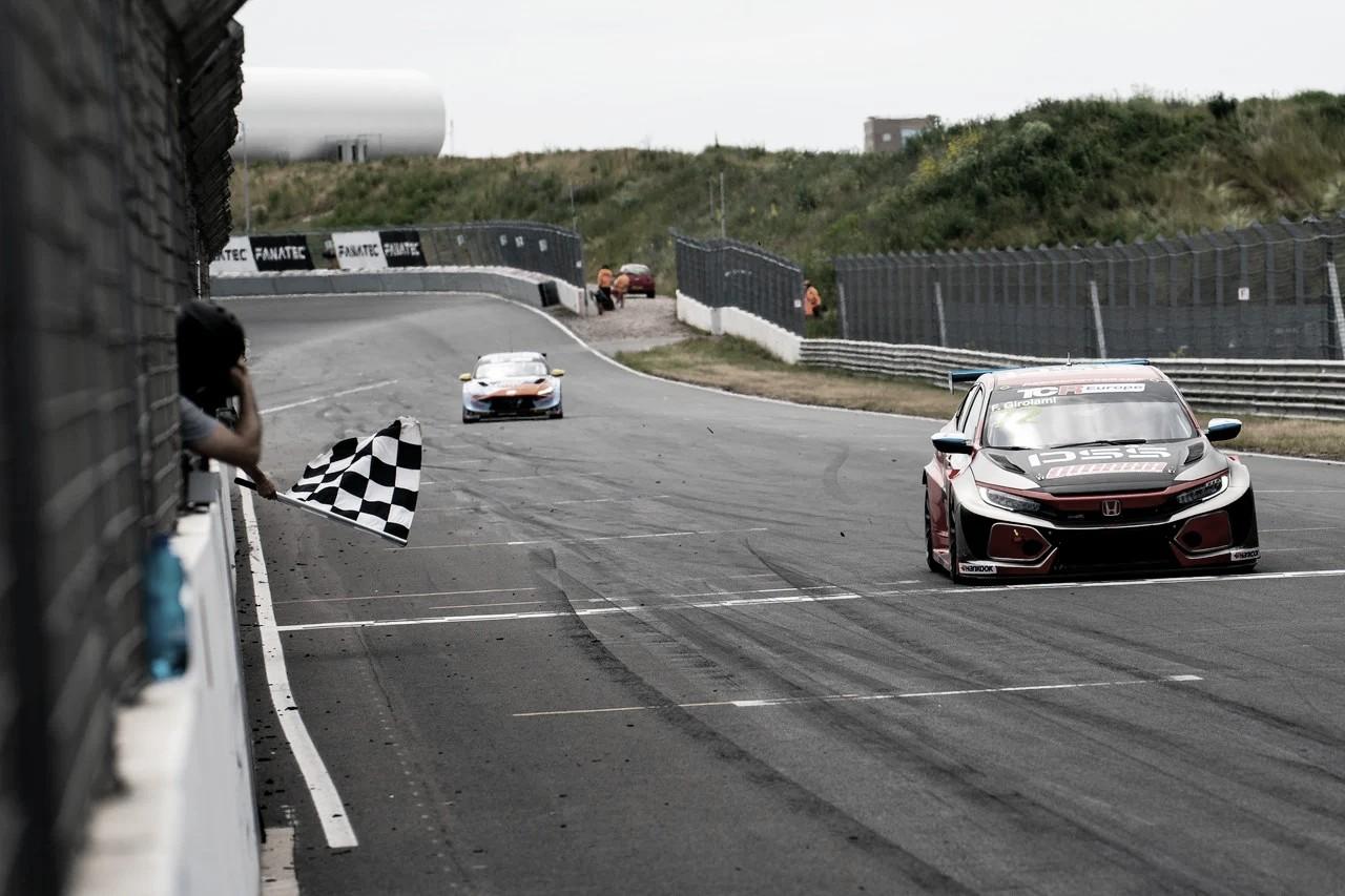 Girolami vuelve a correr en el TCR Europeo