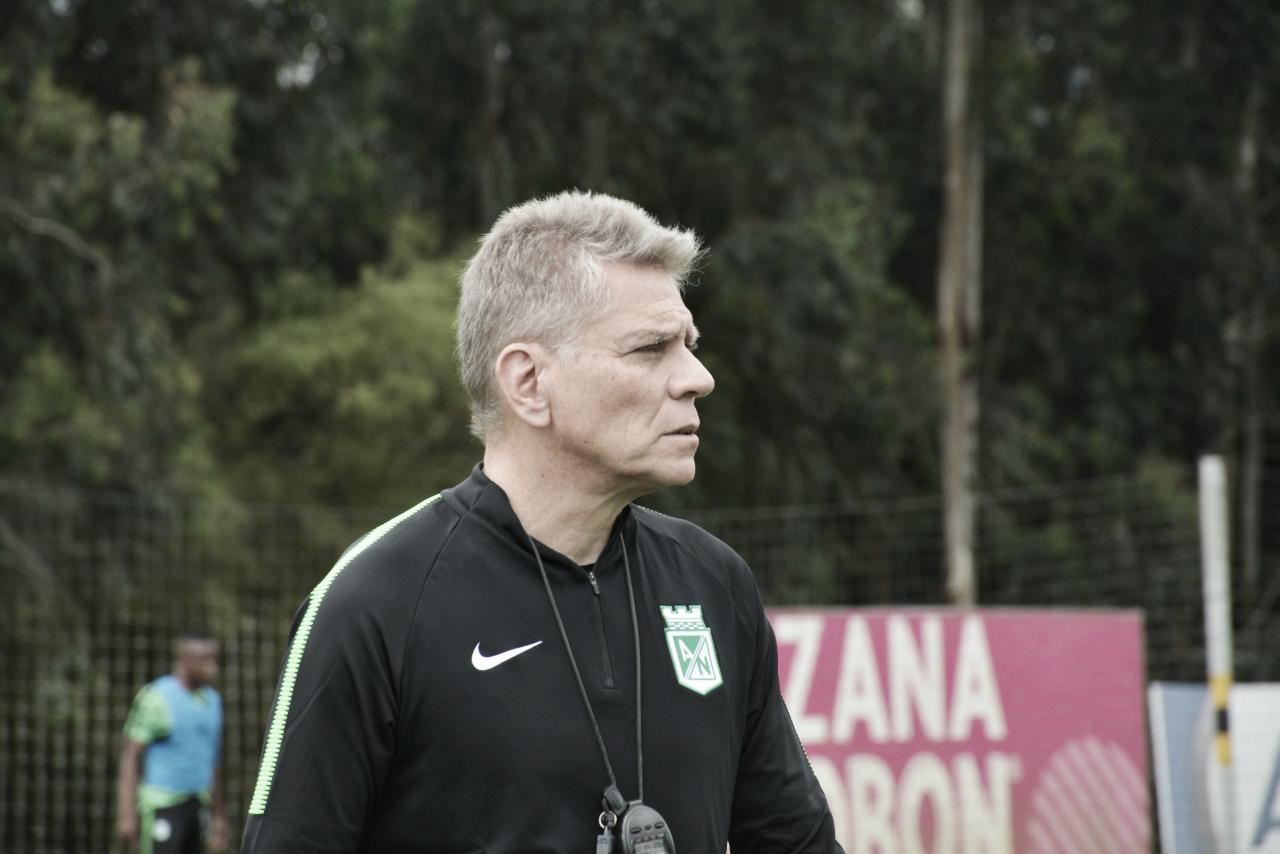 """""""Tenemos que mostrar nuestro mejor nivel en este partido"""": Paulo Autuori"""