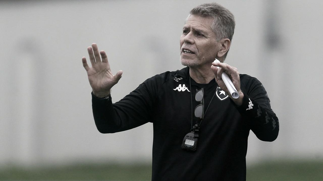 Ainda sem Honda, mas com Gabriel Cortez, Botafogo encara Boavista pela Taça Rio