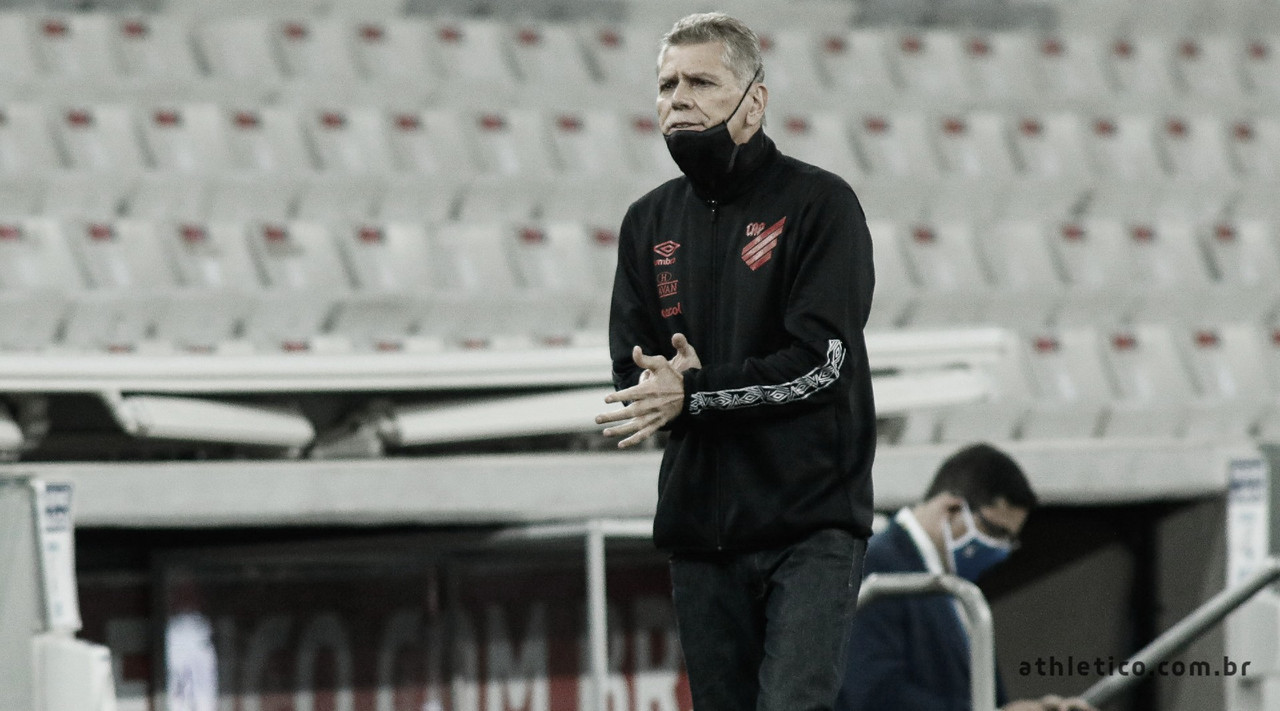 Após quarto triunfo seguido, Paulo Autuori exalta confiança do Athletico