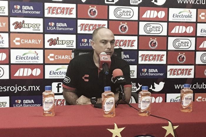"""Gabriel Simón: """"No logramos el objetivo, veníamos a ganar el partido"""""""