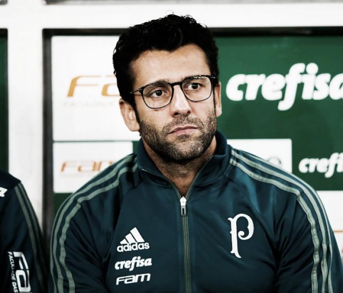 Palmeiras anuncia Roger Machado como treinador em 2018