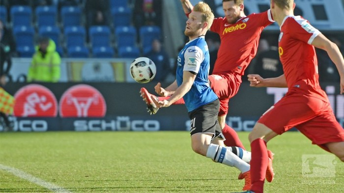 Arminia Bielefeld 1-0 VfL Bochum: Voglsammer goal the difference in Sunday showdown