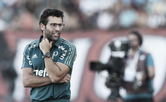 """Valentim parabeniza reação do Palmeiras após momento conturbado: """"Resposta excelente"""""""