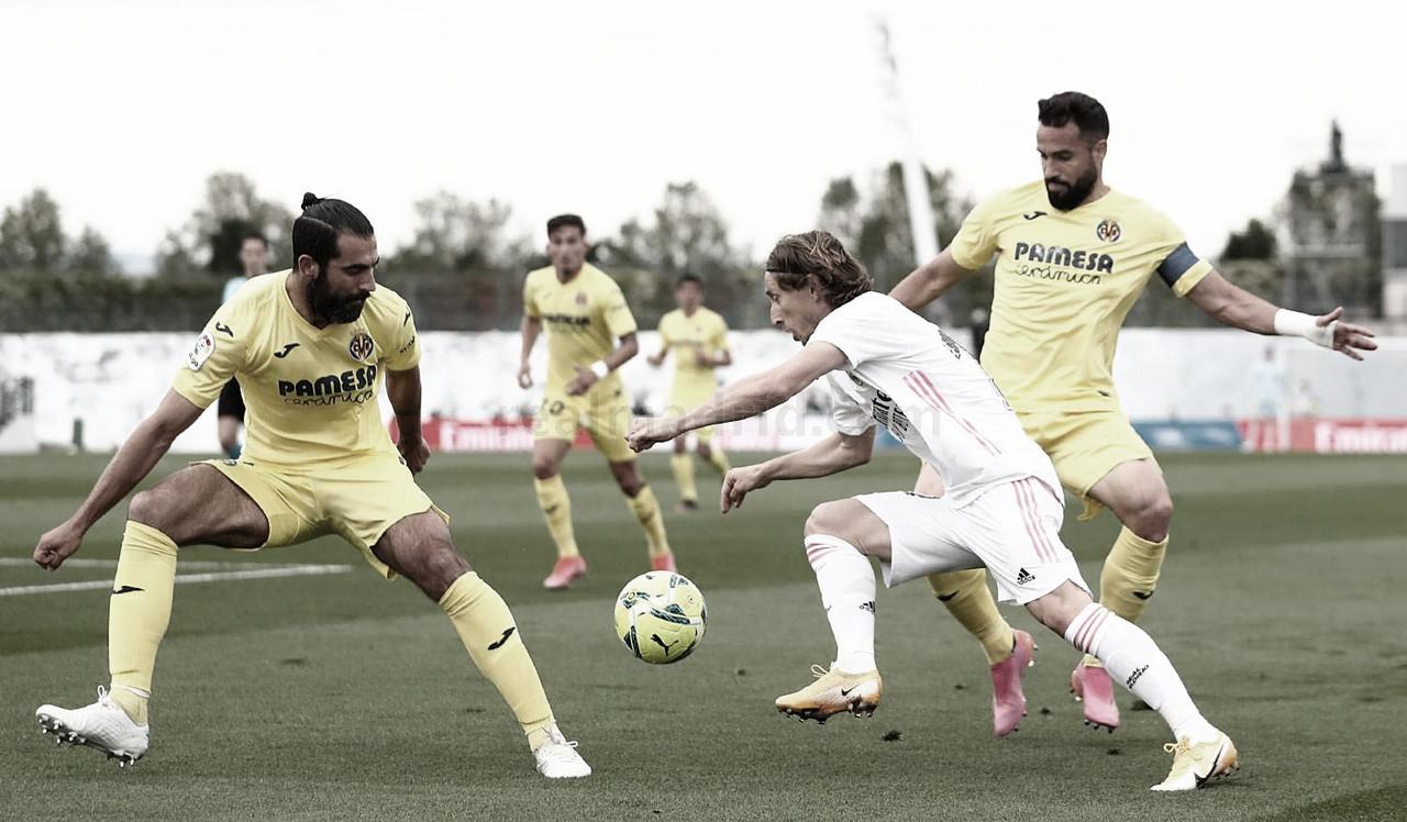 Highlights: Real Madrid 0-0 Villarreal at the LaLiga