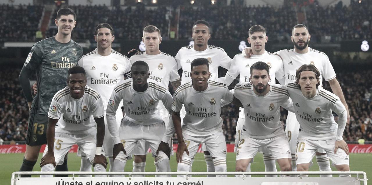 Puntuaciones del Real Madrid vs Athletic de Bilbao