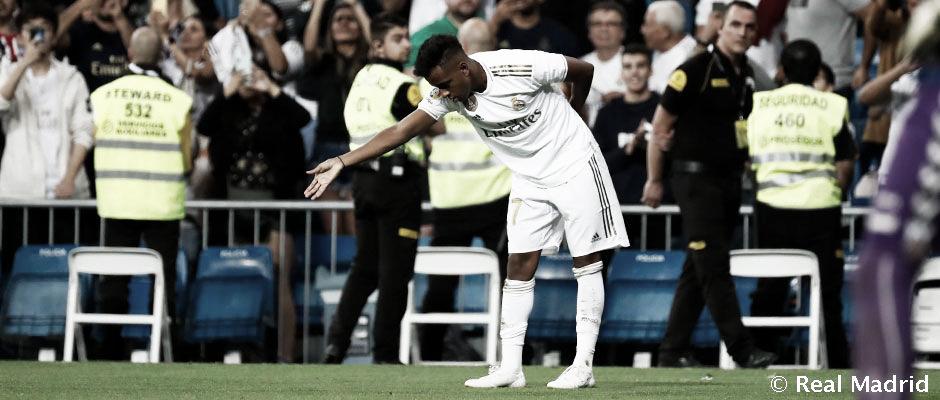 Rodrygo y Belman, novedades en la convocatoria del Real Madrid