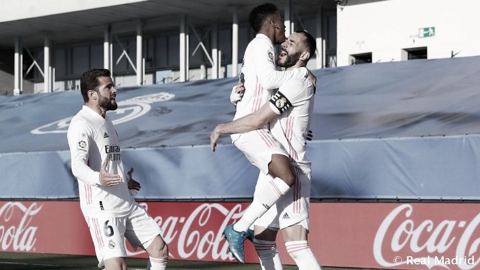 Previa Real Madrid - Eibar: en la recta final, la victoría es indispensable
