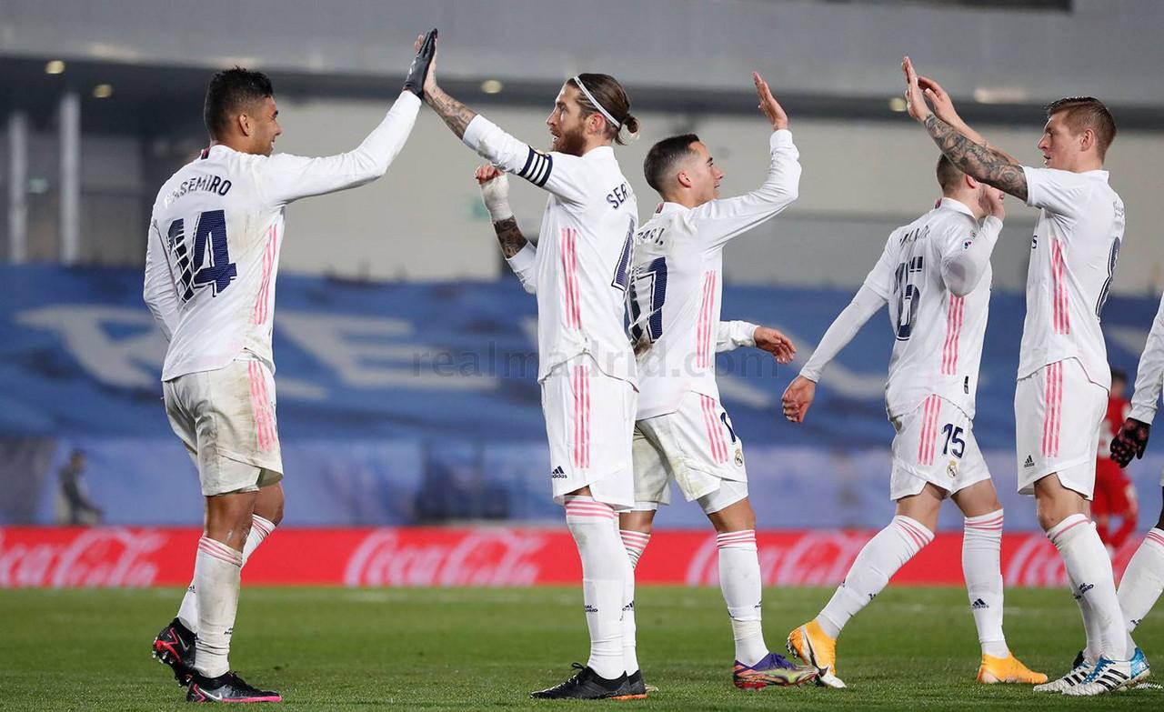 Ningún equipo de LaLiga aprovecha el tiempo de descuento como el Madrid