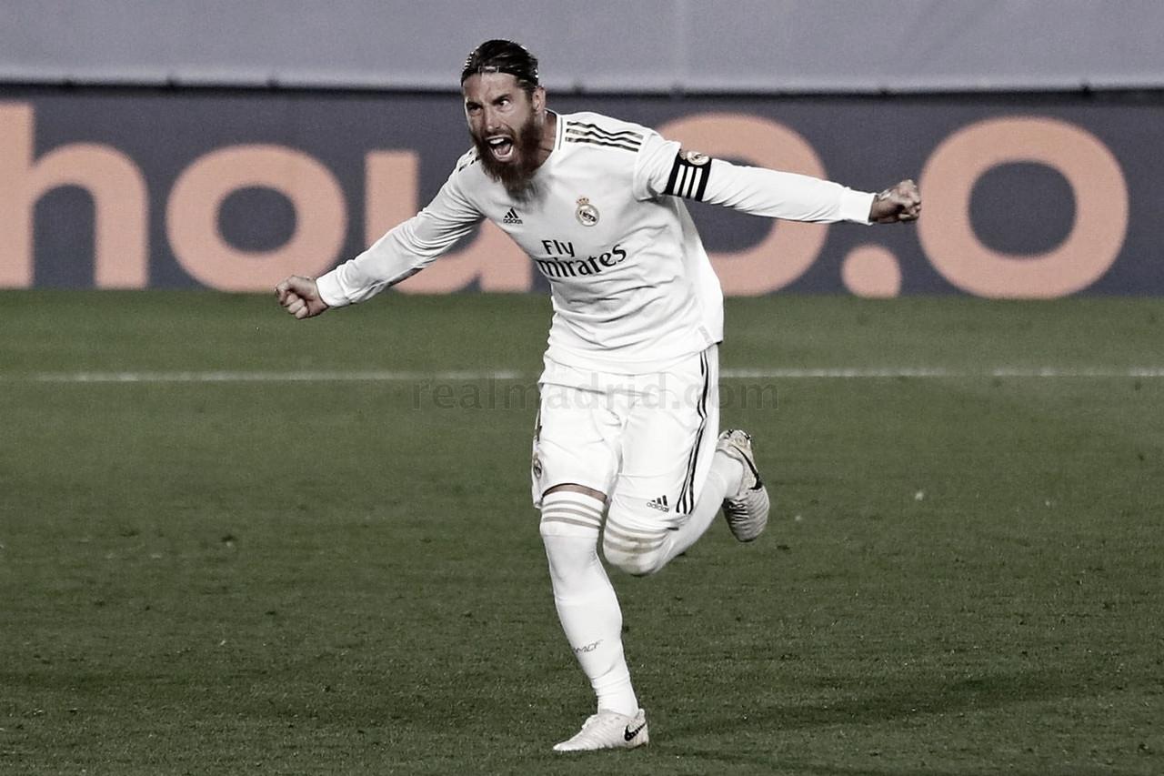 Real Madrid 1-0 Getafe: los blancos pasan por el dentista con éxito