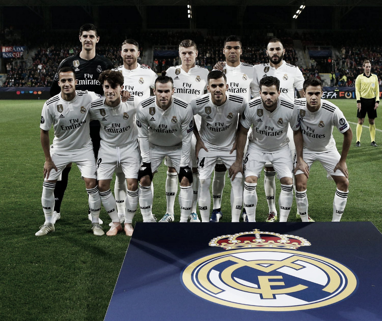 Viktoria Plzen- Real Madrid: puntuaciones del Real Madrid, Champions League 2018