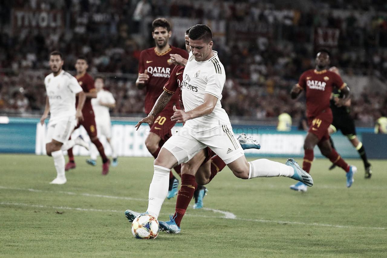 Ni nuevos sistemas ni nuevas caras: este Real Madrid no carbura
