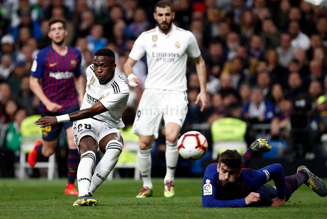Claves para que el Real Madrid asalte el Camp Nou