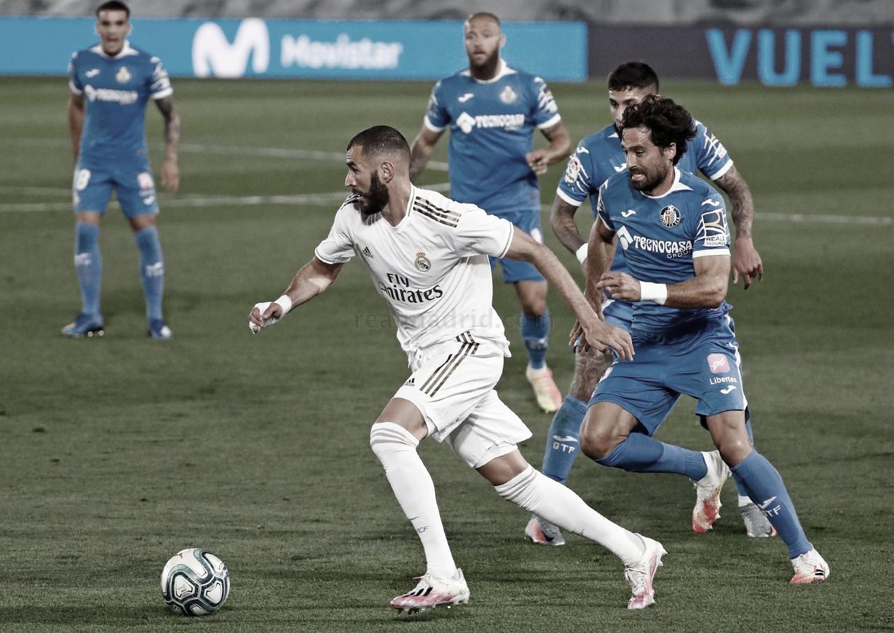 El análisis: un penalti condena a un Getafe que mereció más