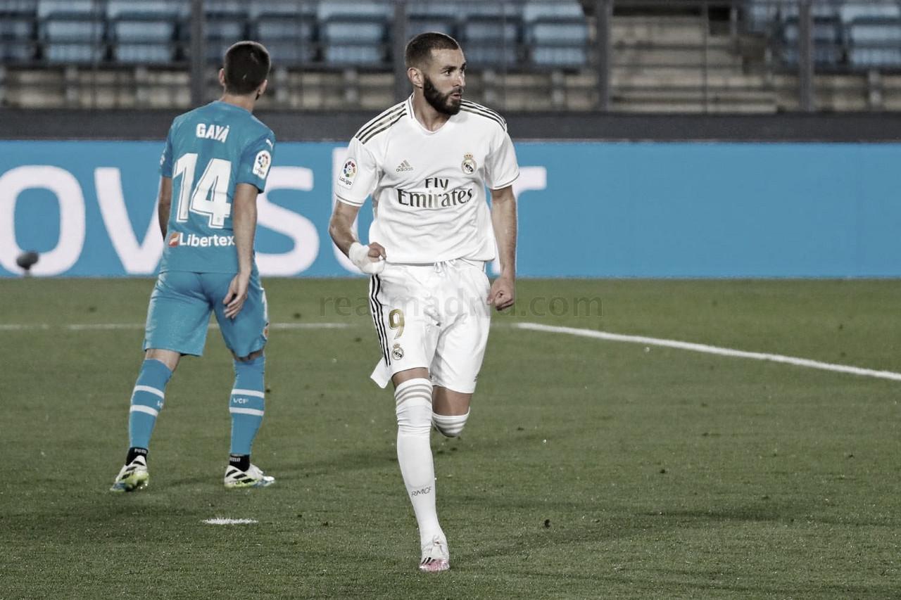 El año de Karim Benzema; de goleador a sexto centrocampista