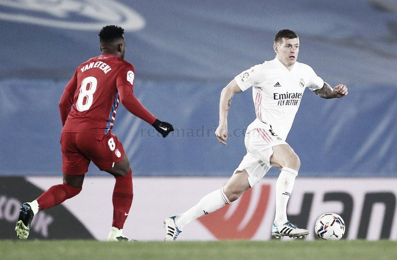 Previa Granada - Real Madrid: una liga mano a mano