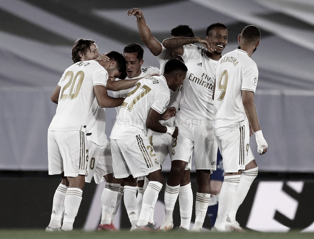 Racha de imbatibilidad del Real Madrid
