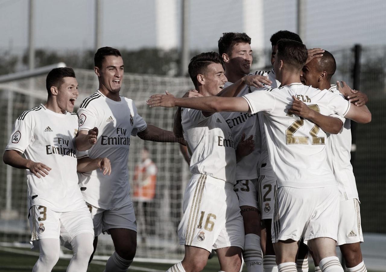 El Castilla se enfrentará al Real Valladolid Promesas el 3 de octubre
