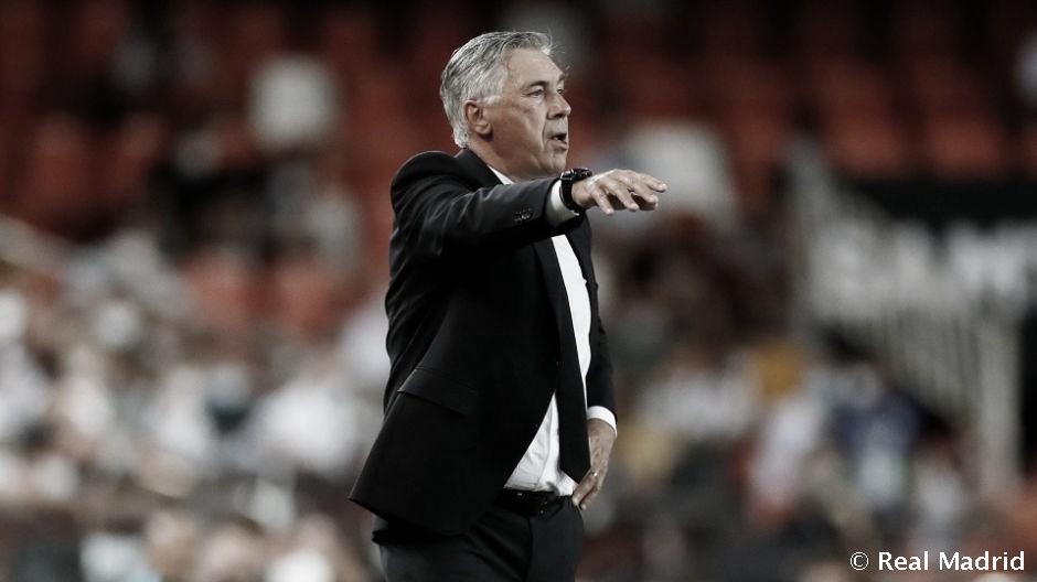 "Carlo Ancelotti: ""Nunca pensé que este equipo no tuviera gol"""