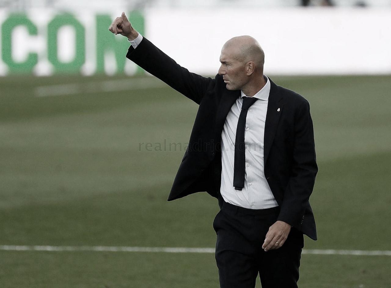 Duelo de banquillos: Zidane VS Celades