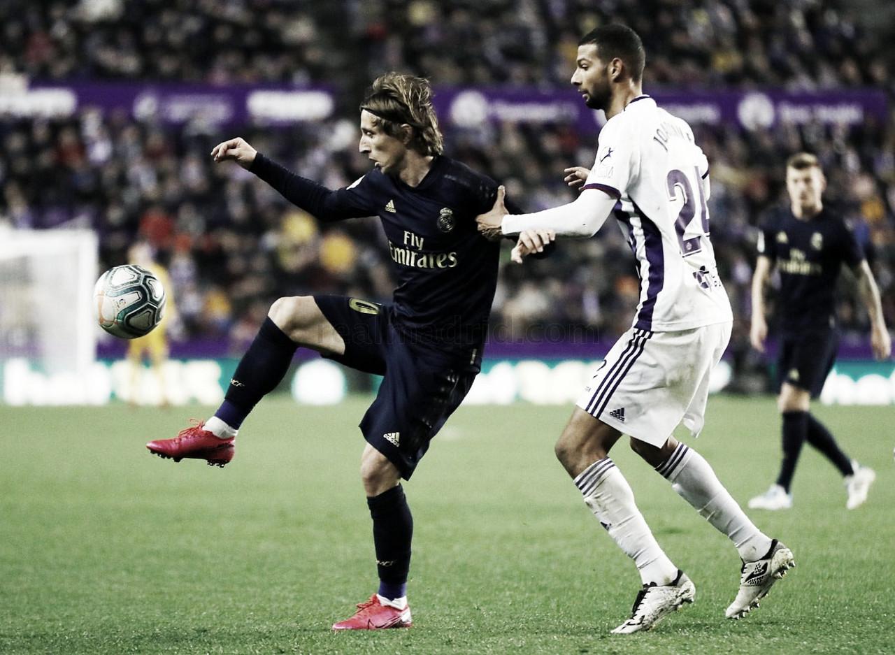 Resumen de Valladolid vs Real Madrid en LaLiga Santander (0-1)