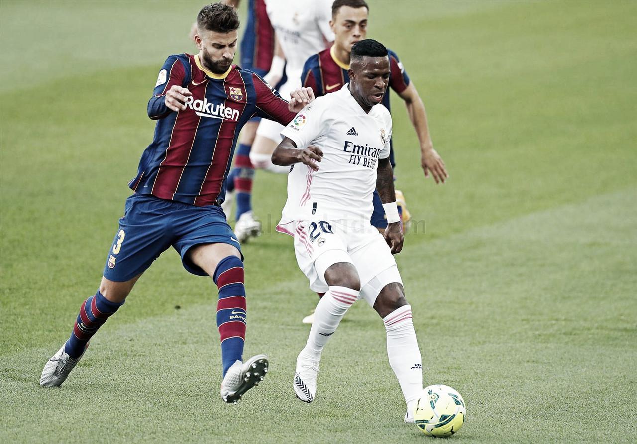 Previa Real Madrid – FC Barcelona: al asalto del liderato