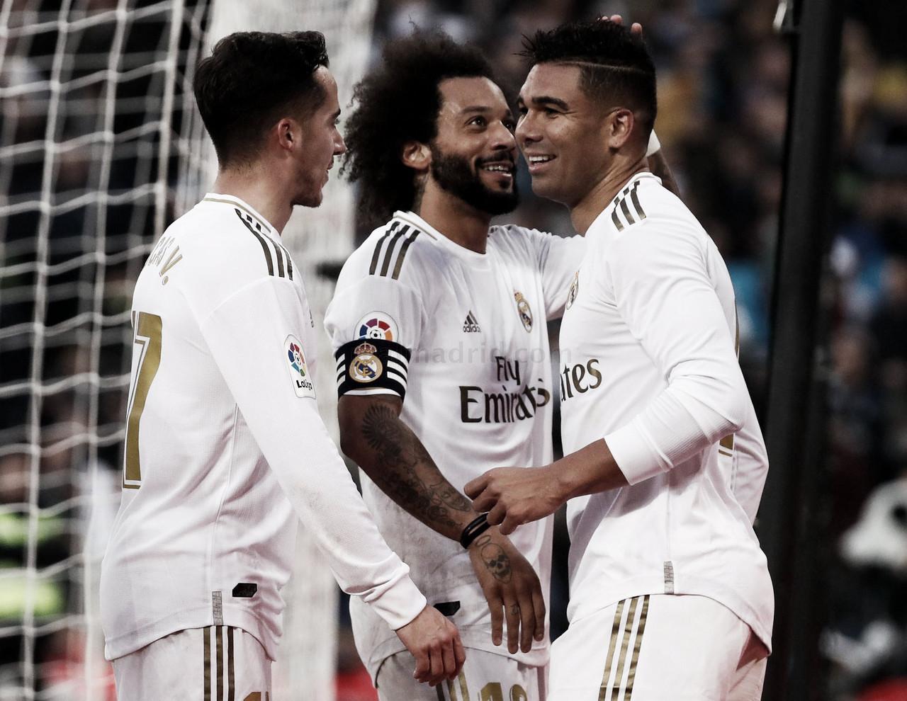 Resumen Unionistas vs Real Madrid en la Copa del Rey 2020
