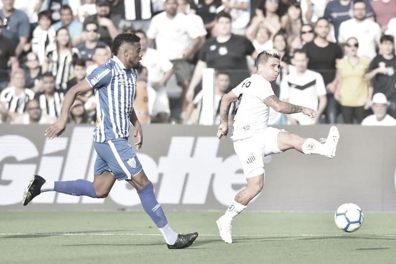 Gols e melhores momentos de Avaí 1 x 2 Santos pelo Campeonato Brasileiro 2019