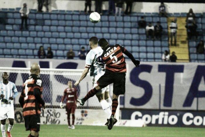 Avaí fica no empate com Atlético-GO e segue sem vencer na Série B