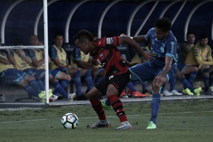 Avaí é superado pelo lanterna Atlético-GO e perde invencibilidade no returno
