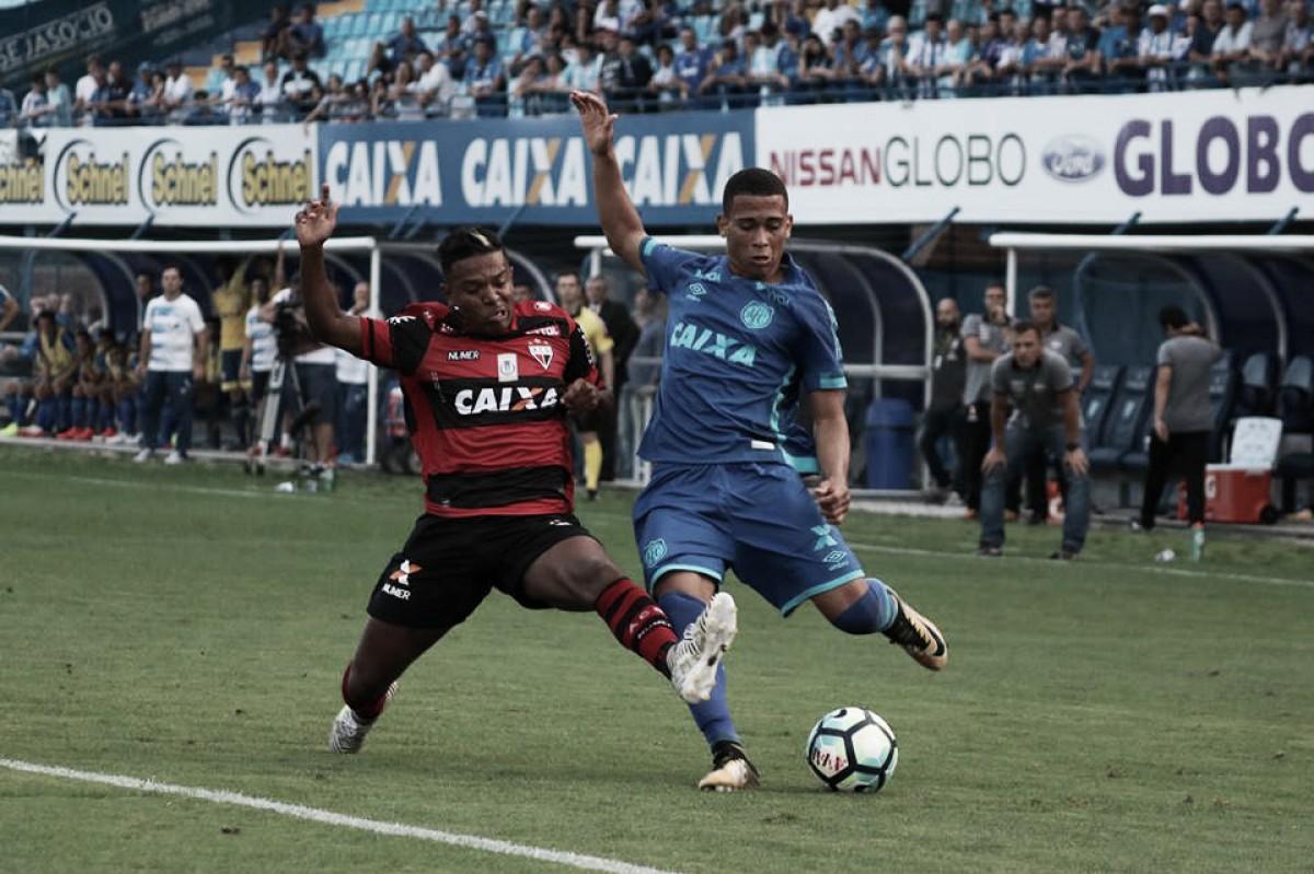 Promessa de gols? Melhores ataques da Série B, Avaí e Atlético-GO duelam por posições mais altas