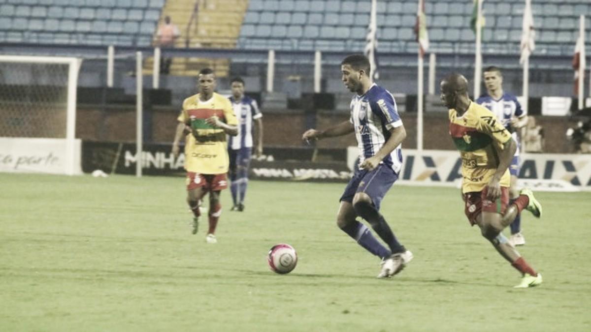Avaí e Brusque empatam sem gols e ampliam jejum de vitórias no Catarinense