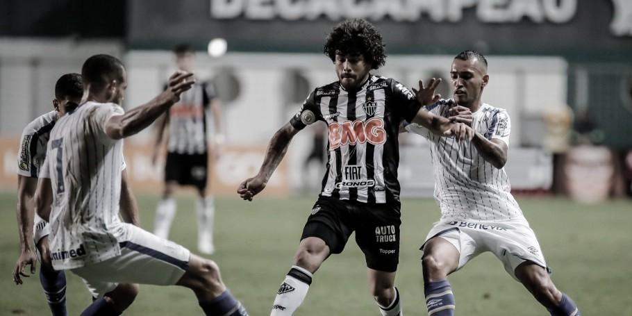 Melhores momentos Avaí x Atlético-MG pelo Campeonato Brasileiro (1-0)