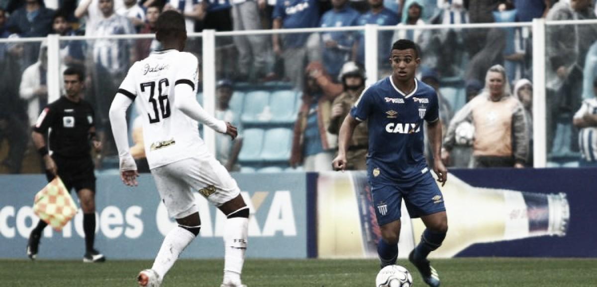 Figueirense derrota Avaí na Ressacada em partida conturbada e cheia de incidentes