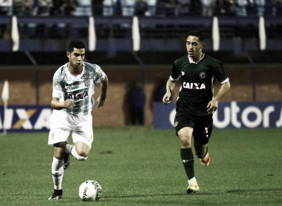 Às vésperas da estreia na Série B, Avaí e Goiás abrem disputa por vaga nas oitavas da Copa do Brasil