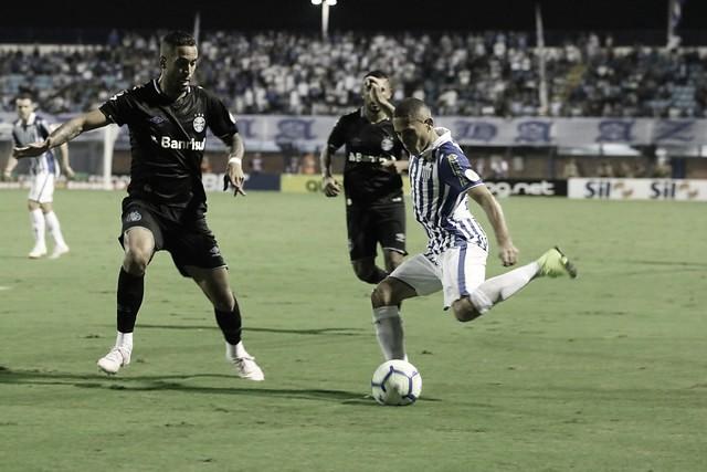 Resultado Grêmio x Avaí pelo Campeonato Brasileiro 2019 (6-1)