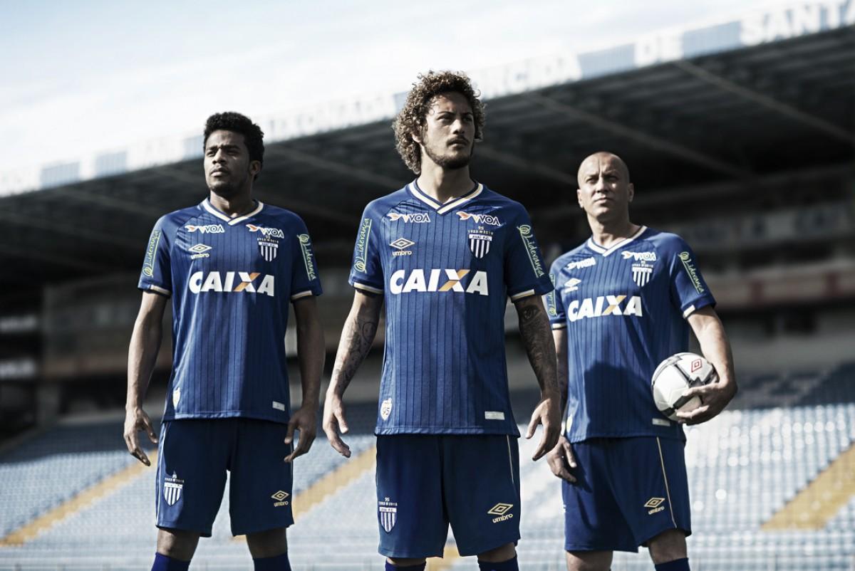 Avaí lança terceira camisa para temporada 2018-19