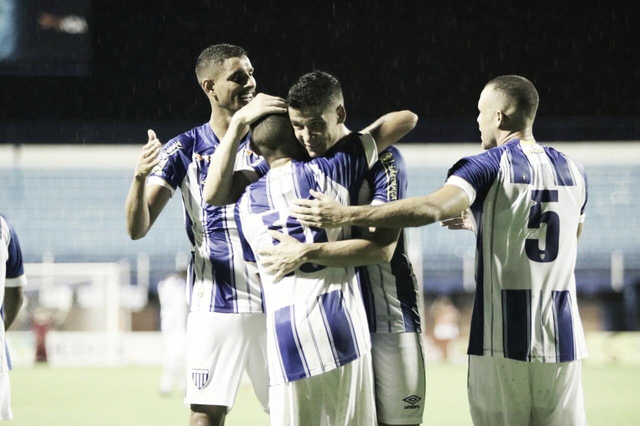 Avaí domina Metropolitano e estreia no Catarinense com goleada