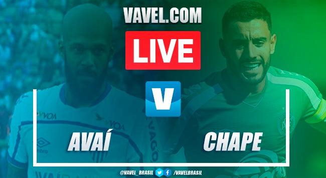 Gols e melhores momentos Avaí x Chapecoense pelo Campeonato Catarinense (1-1)