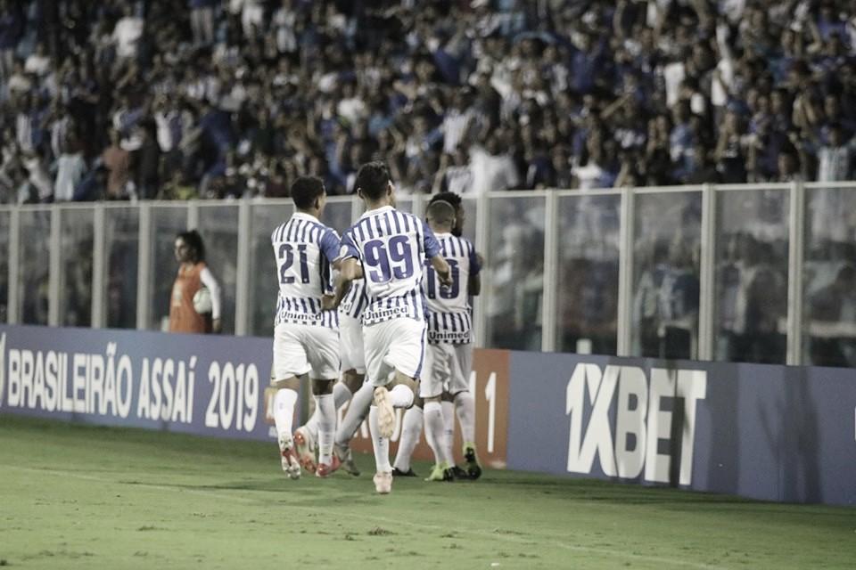 Ineficiência: Avaí finalizou 66 vezes e marcou dois gols nas última quatro partidas