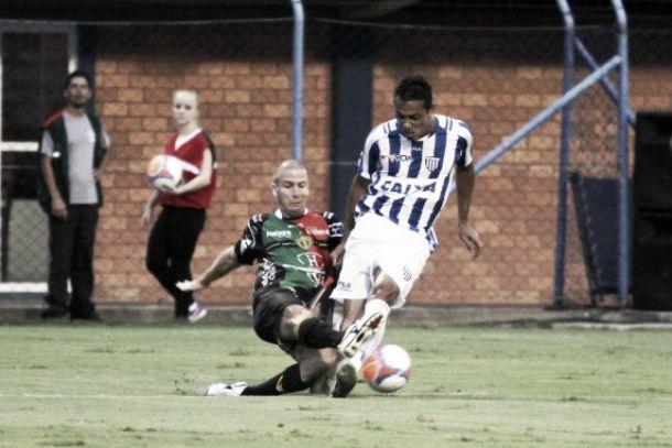 Brusque vence o Avaí por 2 a 0 e deixa o Leão na lanterna do Catarinense