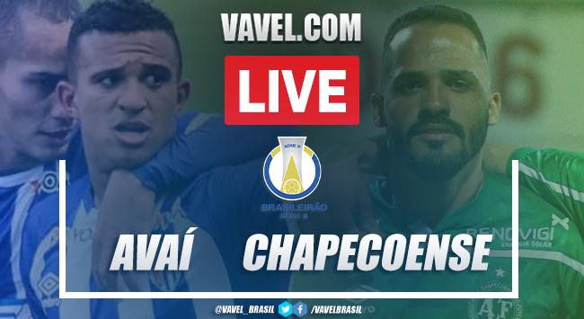 Gols e melhores momentos de Avaí 0 x 2 Chapecoense pela Série B
