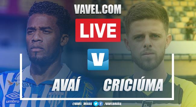 Melhores momentos Avaí 0 x 1 Criciúma pelo Campeonato Catarinense 2020