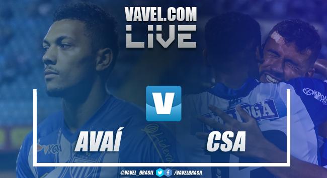 Melhores momentos Avaí x CSA pelo Campeonato Brasileiro 2019 (0-0)