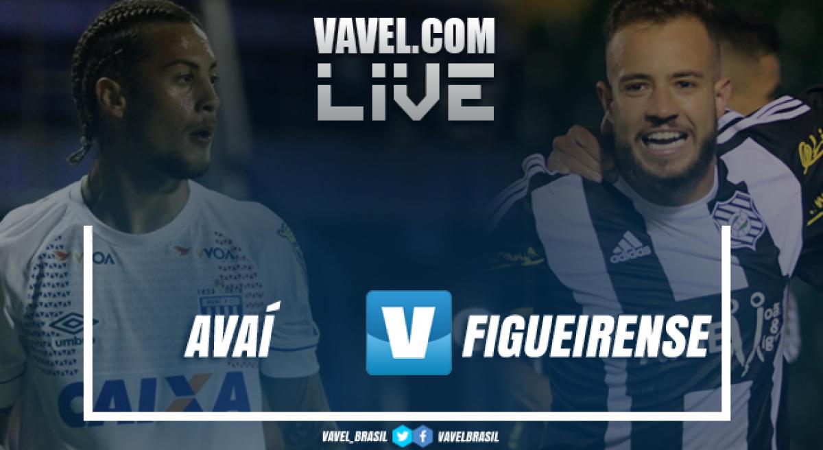 dce3c20ad2 Resultado Avaí 0 x 1 Figueirense pela Série B 2018 - VAVEL.com