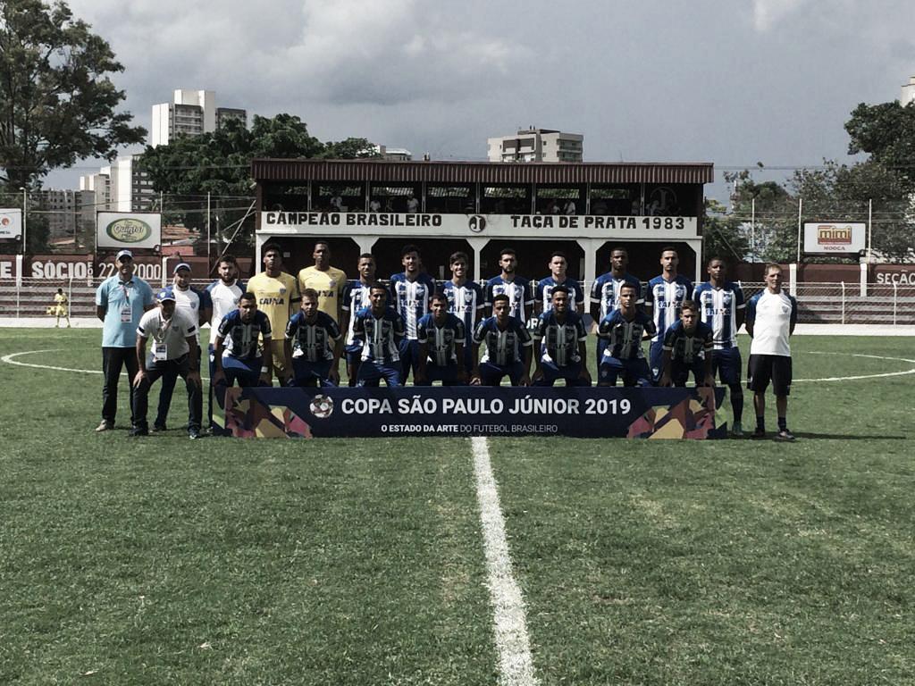 Avaí faz cinco no primeiro tempo, fecha em sete, e atropela Inter de Limeira pela Copa São Paulo
