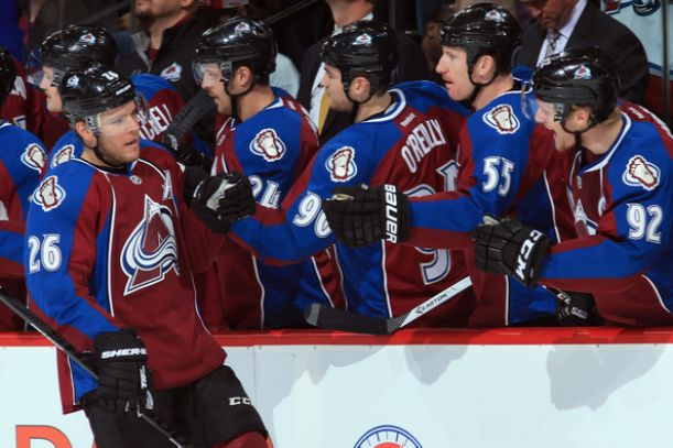 Colorado Avalanche First Half Review