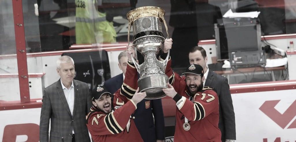 La KHL arranca una nueva temporada